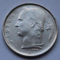 Бельгия, 1 франк 1976 г. 'BELGIE'