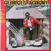Georges Acogny, Guitars On The Move, LP 1983