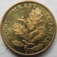 Хорватия 5 липа