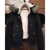 Куртка женская деми с капюшоном