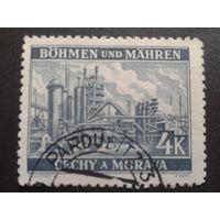 Рейх протекторат 1939 завод в Остраве