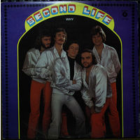 LP Second Life - Why (1979) Disco