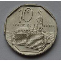 Куба 10 сентаво, 2009 г.
