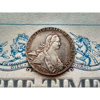 Монета РИ, 1 рубль 1776.