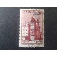 Марокко 1955 стандарт, архитектура