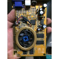 Продам видеокарту NVIDIA GeForce 4 Ti4200 с AGP 8x (64 Мб)