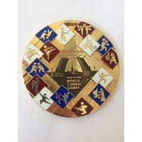 Медаль Всемирные игры боевых искусств 2013 Санкт-Петербург World Combat Games