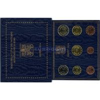 Ватикан набор евро 2014 (8 монет)