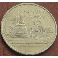 4729:  1 бат 2004 Тайланд