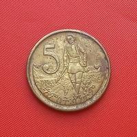 26-26 Эфиопия, 5 центов 2008 г.