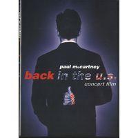Paul McCartney - Back In The U.S. (DVD9)