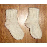 Носки шерстяные 12,5 см