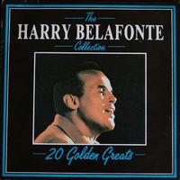 LP Harry Belafonte - 20 Golden Greats