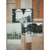 Чистые советские почтовые фотокарточки. 1954 и 1959 г.г.
