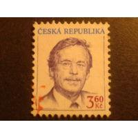 Чехия 1995 президент Гавел