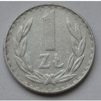 Польша 1 злотый, 1978 г.