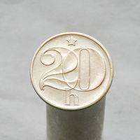 ЧССР 20 геллеров 1982