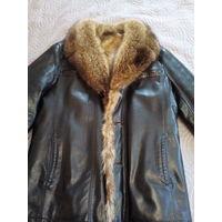 Куртка мужская натуральный мех