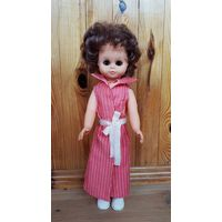 Кукла немецкая номерная времен СССР