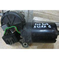 100808 Моторчик передних дворников Opel astra G bosch 0390241182 CHP