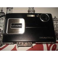 Фотоаппарат PRAKTICA c 1 рубля