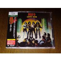 "Kiss - ""Love Gun"" 1977 (Audio CD) SHM-CD Japan Remastered 2008"