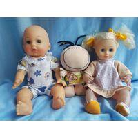 Куклы (лот 3 шт.)