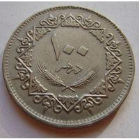 Ливия 100 миллим 1979 г