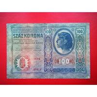 100 крон. 1912г.