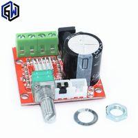 Стерео аудио усилитель 10 Вт + 10 Вт 8 ом D-класса PAM8610 в сборе