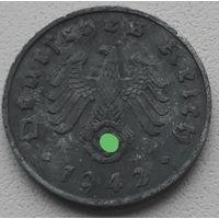 1 рейхспфенниг 1942 А