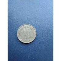 Германия 10 пфенингов 1919(цинк)15