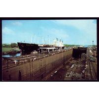Флот США Панамский канал