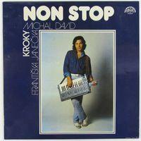 """Пластинка-винил Kroky Frantiska Janecka - """"Non Stop"""" (1984, Supraphon, Чехословакия)"""