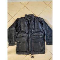 Куртка из натуральной лайковой кожи Турция 50-52 р