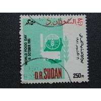Судан 1981 г.