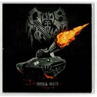 GODS TOWER 'Roll Out' 7''EP оригинальное издание
