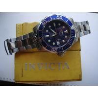 Часы INVICTA,Made USA!WR200m!
