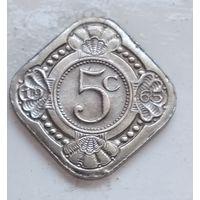 Нидерландские Антильские острова 5 центов, 1965 4-11-47
