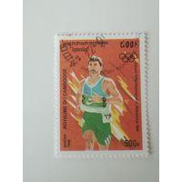 Камбоджа 1996. Олимпийские игры