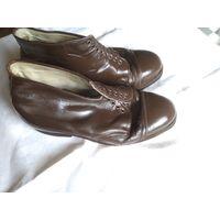 Военные (ботинки) ссср
