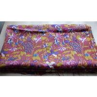 Ткань для пошива.Шелк искусственный #12