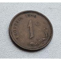 Родезия 1 цент, 1976 7-12-18