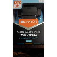 Веб камера CANYON CNS-CWC5