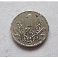 Словакия 1 крона 1940