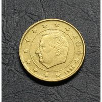 Бельгия 10 евроцентов 1999