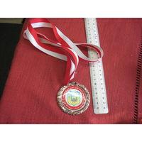 Медаль фестиваля Крылья Магриба Тунис 2014.