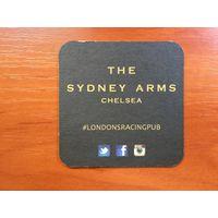 Подставка The Sydney Arms Londonsracingpub /Великобритания/