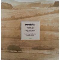LP Antonin Dvorak, Otmar Suitner, Staatskapelle Berlin - Sinfonie Nr. 5 F-dur Op. 76 / Mein Heim Op. 62 (1979)