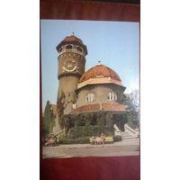 Открытка Светлогорск (Калининградской обл.) 1987 год СССР